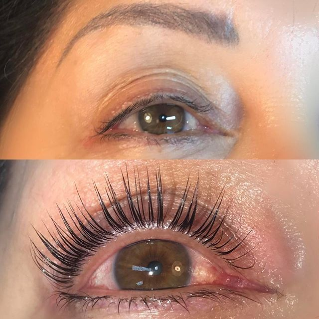 7e8ed8d539b The best Keratin Lash Lift in town !! GUARANTEE ! Only by YUMILashes ...