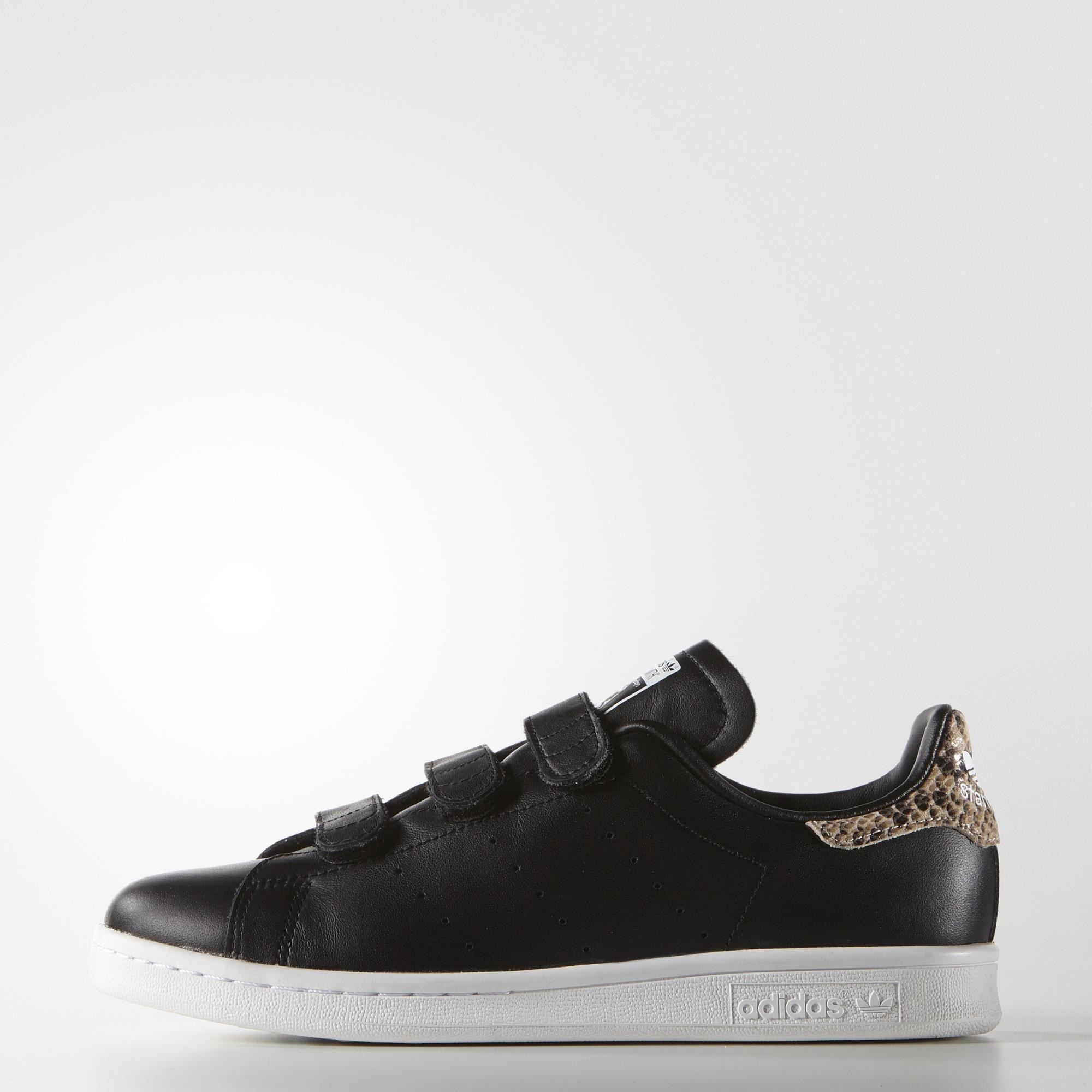 Chaussure Stan Smith noir adidas | adidas France | Zapatos