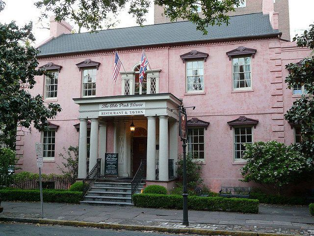 17 Pink Buildings That Will Make You Say, \