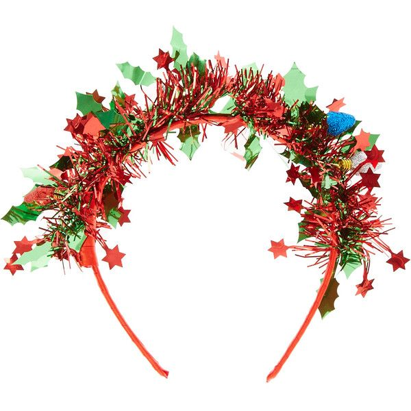 Christmas Headband For Adults.Pin On My Polyvore Finds