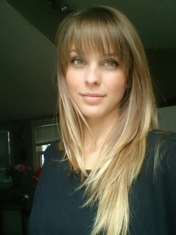 Bangs Blonde Looking For Hair Extensions To Refresh Your Hair
