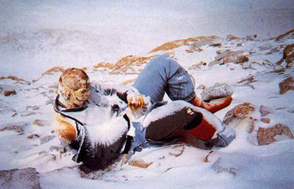 Muertos en el Everest