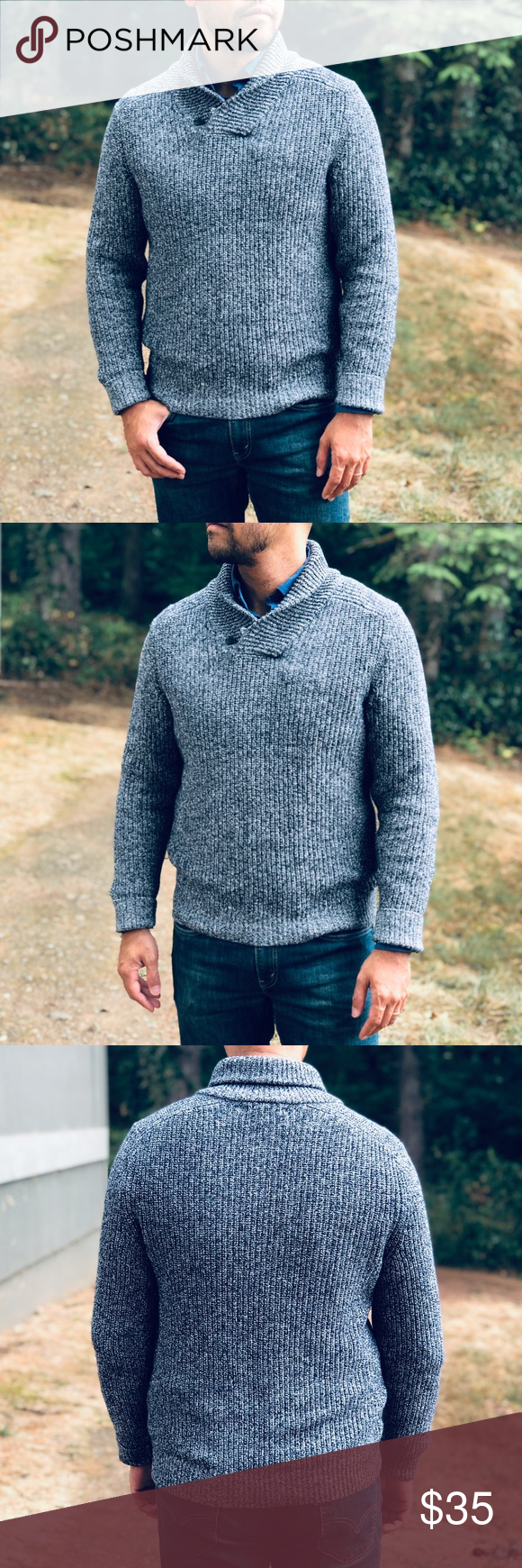 Banana Republic Factory Pullover Sweater (With images