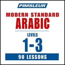 Pimsleur Arabic (Modern Standard) Levels 1-3 MP3   Prek - Gr