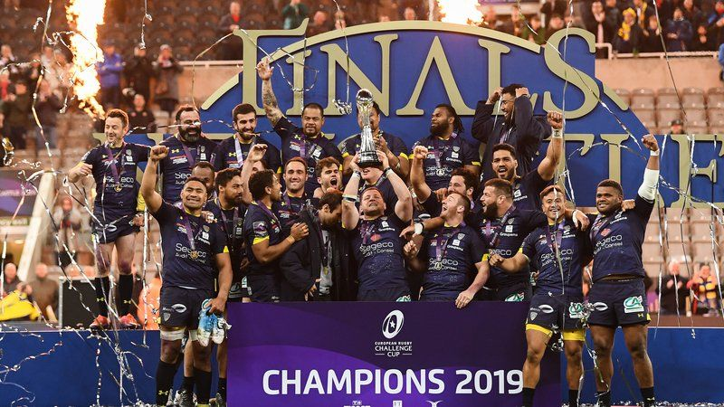 Clermont overpower La Rochelle to win Challenge Cup