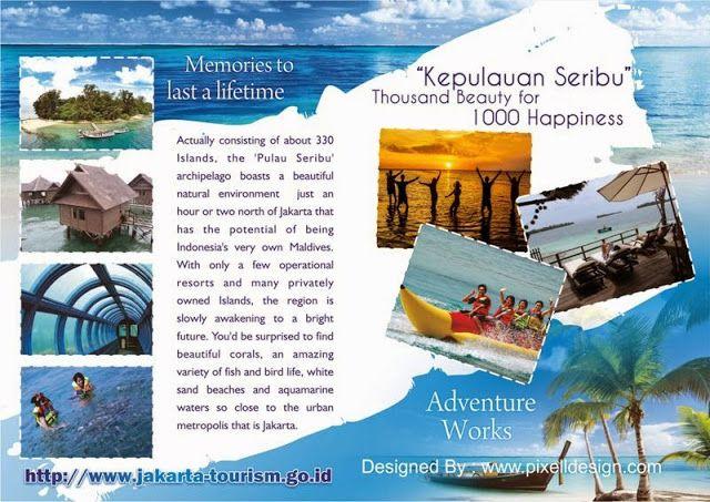 Contoh Brosur Iklan Travel Agen Wisata Contoh Iklan Produk Dan