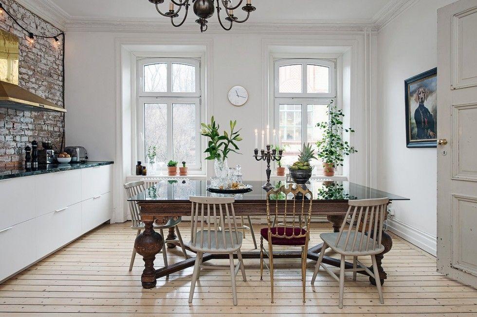 Spisebord Home decor Pinterest Inspiration