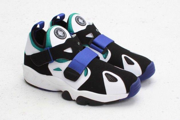 12d2a5104f3d8 Nike Air Trainer Huarache 94 - White Lapis