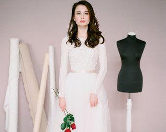 Vestidos y trajes de novia – Etsy ES