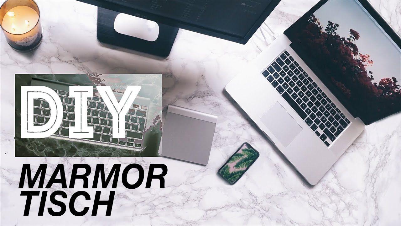 MARMOR TISCH DIY | TUMBLR | AESTHETIC | Fabi Wndrlnd | DIY | Pinterest