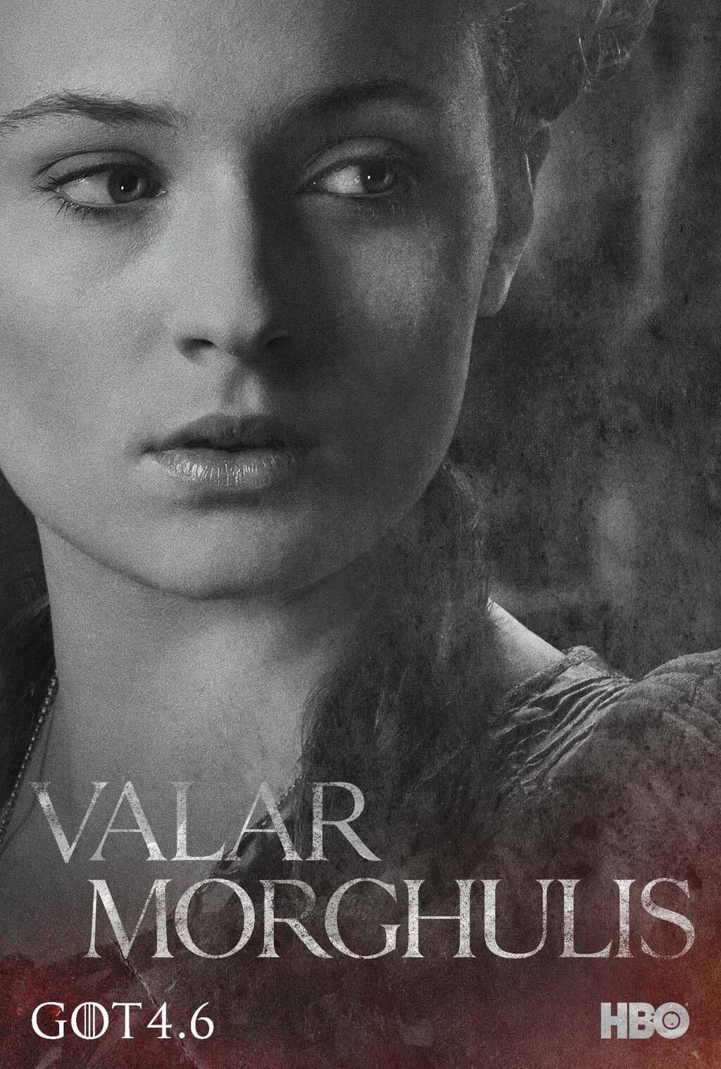 Game Of Thrones On Valar Morghulis Stark Family Game Of