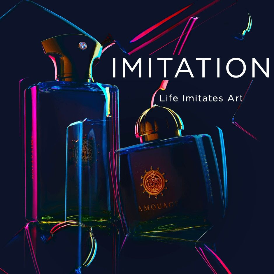 On The Road Die Neue Amouage Midnight Flower Collection