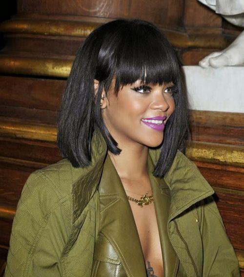 18 Stylish Rihanna Bob Haircut Rihanna Rihanna Style Rihanna Fenty