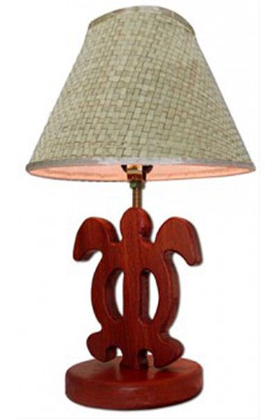 Charming Sea Turtle Lamp