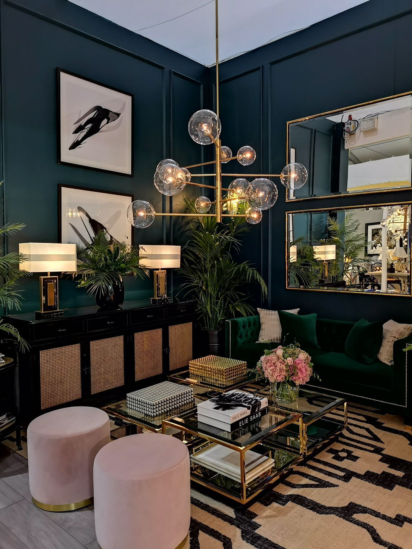 Find The Perfect Lighting For Your Brand New Living Room Design