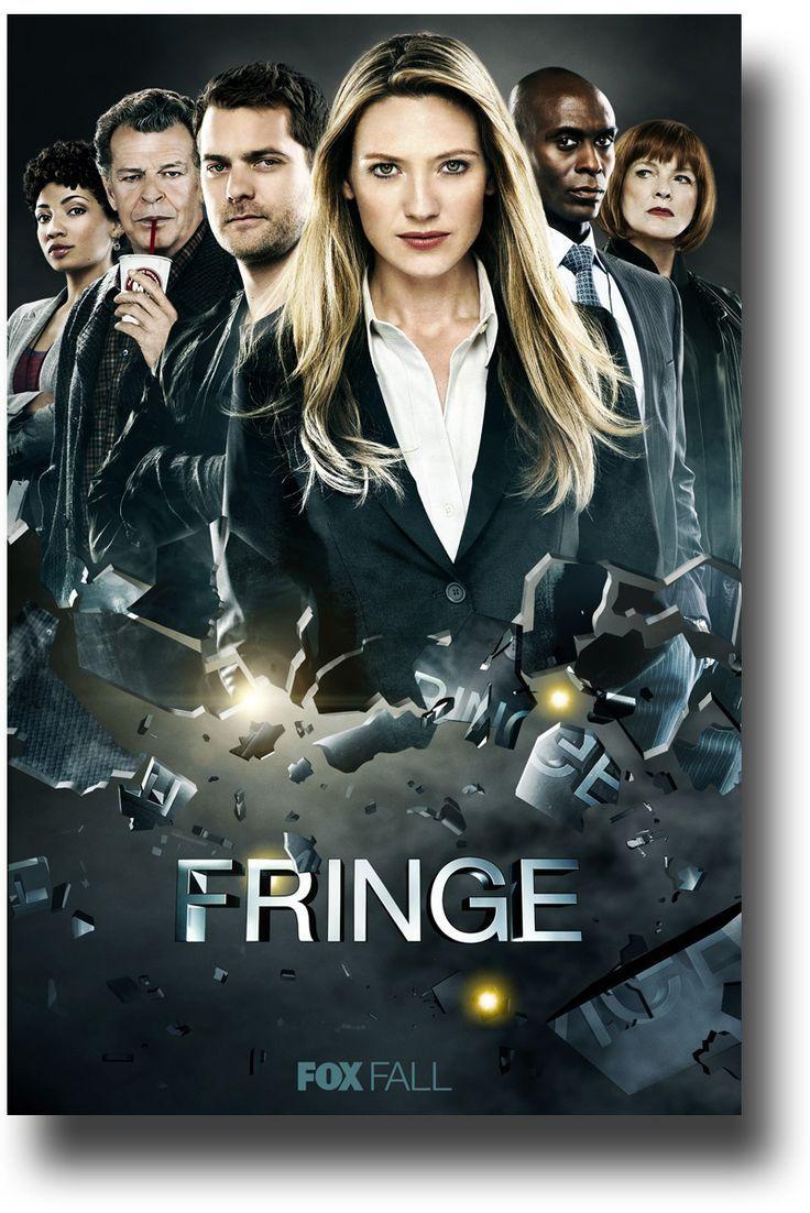 fringe tv show poster fringe anna torv annatorv joshua jackson rh pinterest com Fringe TV Show Fringe Cut