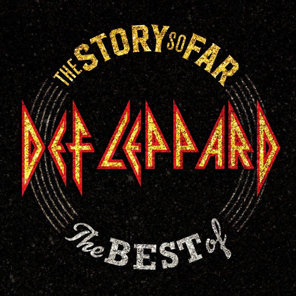 Def Leppard The Story So Far 2cd Def Leppard Def Leppard Albums Vinyl Record Album
