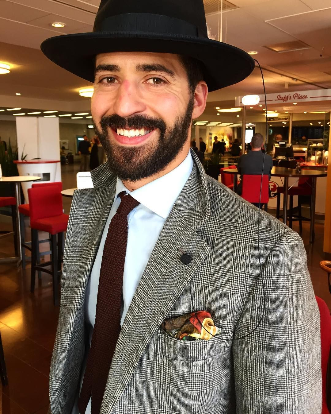 Marcel Rodrigues Hats The Best Bespoke Hat Maker In The U K Who Has Just Introduced Us To Our New Favourite Invention Bespoke Hats Menswear Gentlemen Wear