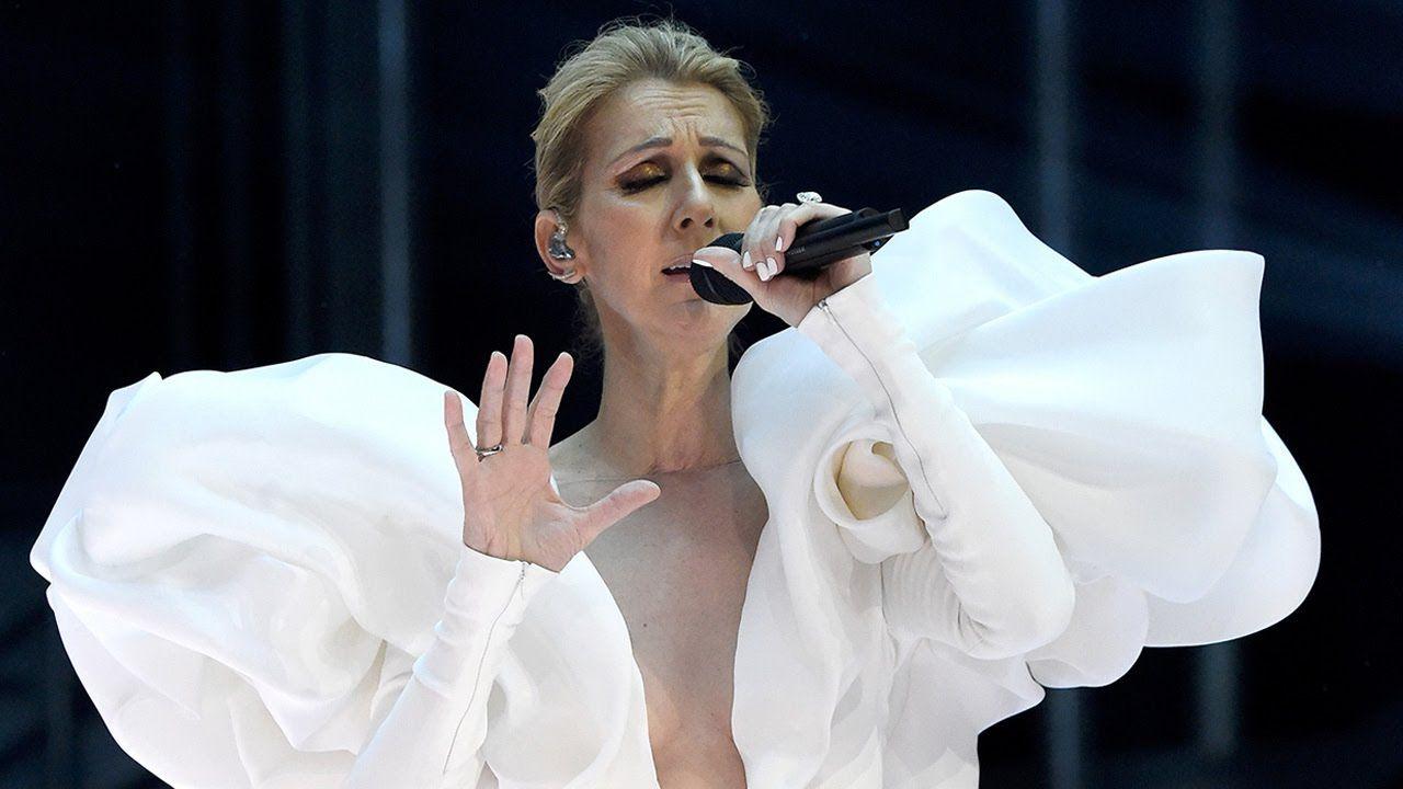 Celine Dion Vocal Showcase: Naked (C#3 - B5) - YouTube