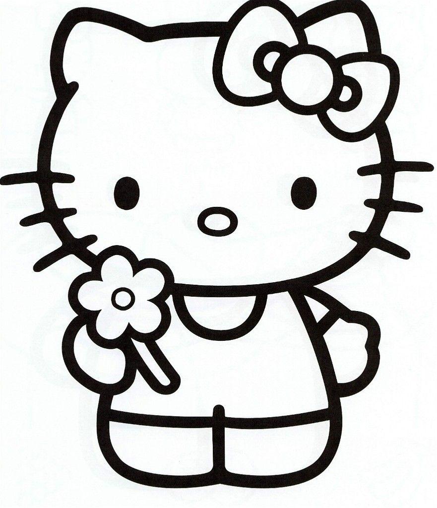 Le par petitesmains tags coloriage hello kitty thingkid - Coloriage hello kitty ...