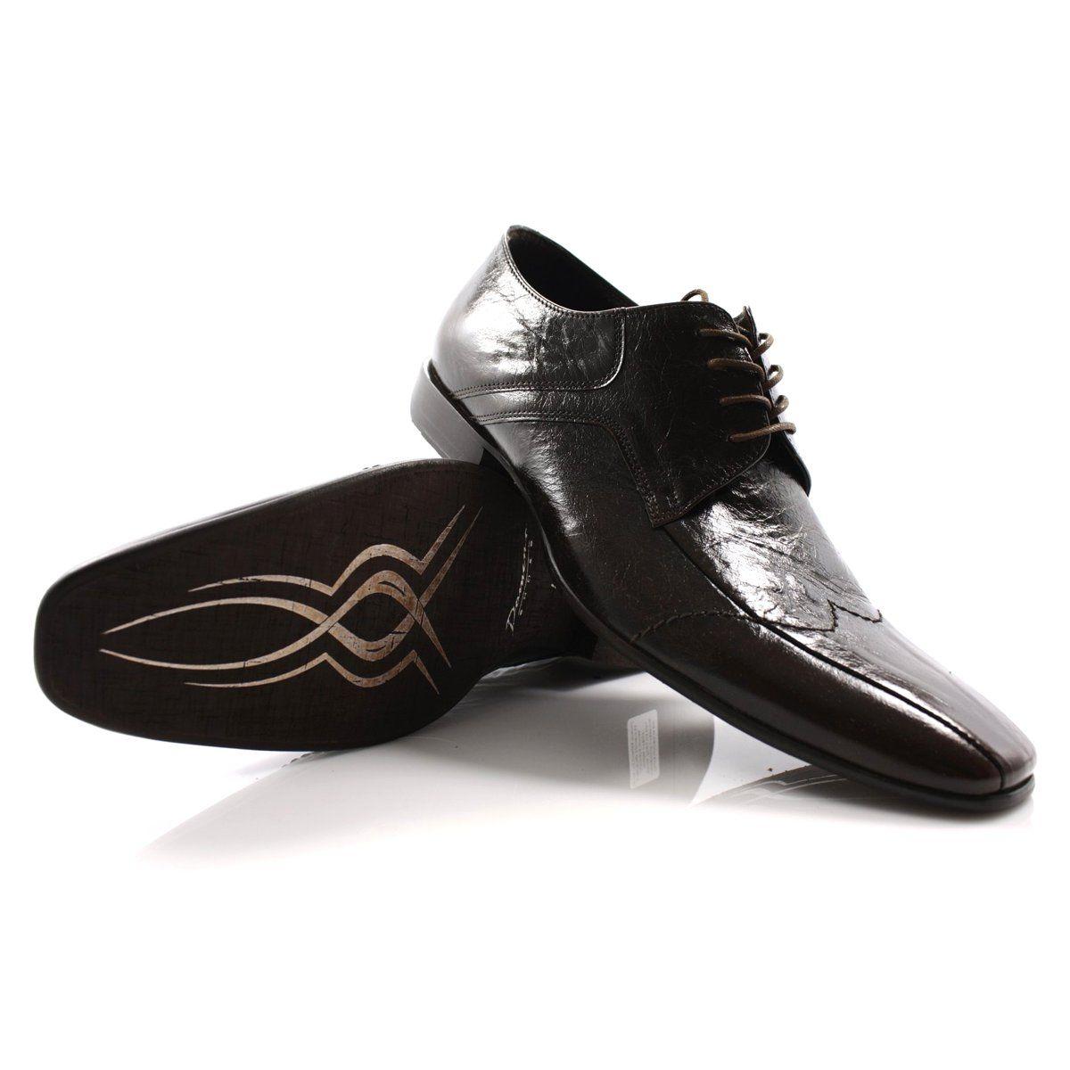 Polbuty Meskie Domeno 1063 Brazowe Dress Shoes Men Oxford Shoes Womens Oxfords