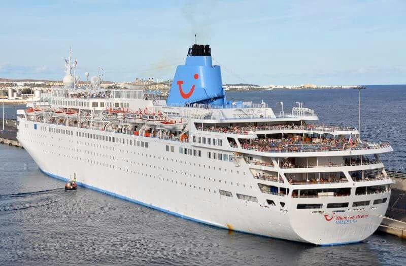 Thomson Dream Cruiseships Pinterest Cruises And Buckets - The thomson dream cruise ship