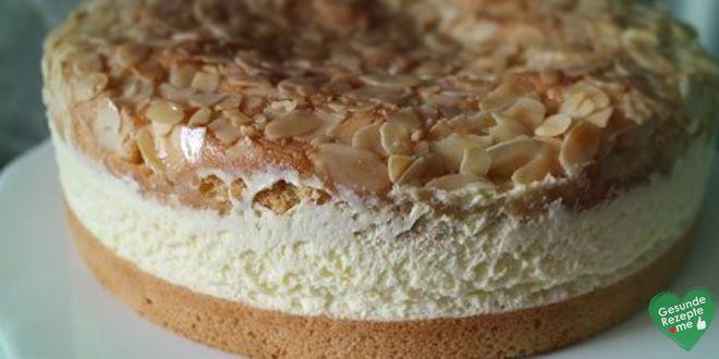 Kalorienarme sahne torte