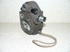 Vintage Revere Eight model 88 8mm Movie Camera~Art Deco Style