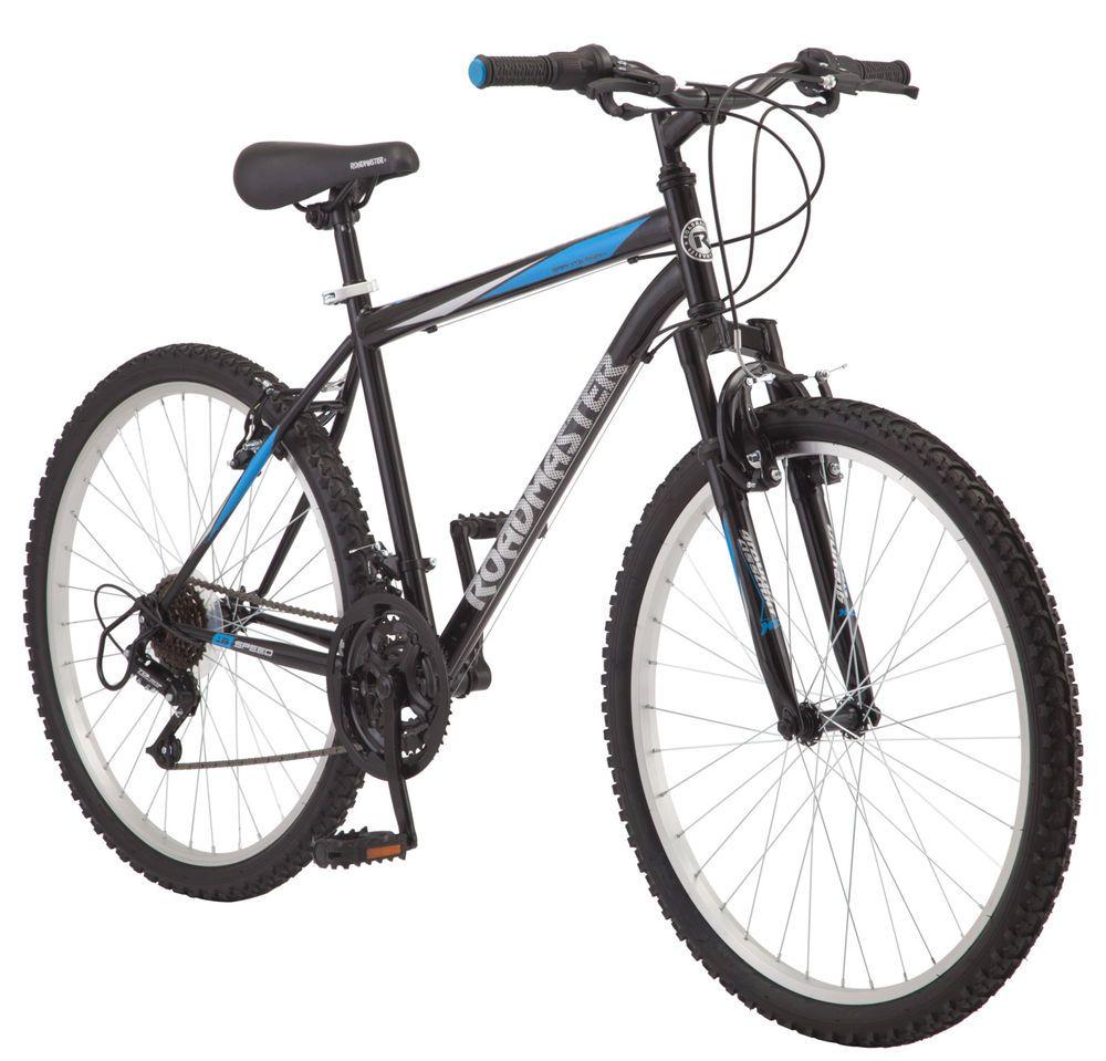 Mountain Bike Roadmaster 26 Granite Peak Cycling Outdoor Sport Men Bicycle New Mens Mountain Bike Shimano Bike Man Bike