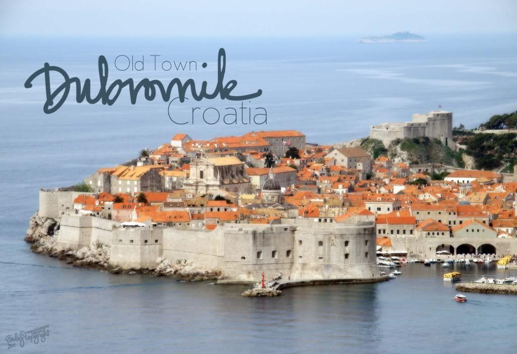 Servus München: Dubrovnik