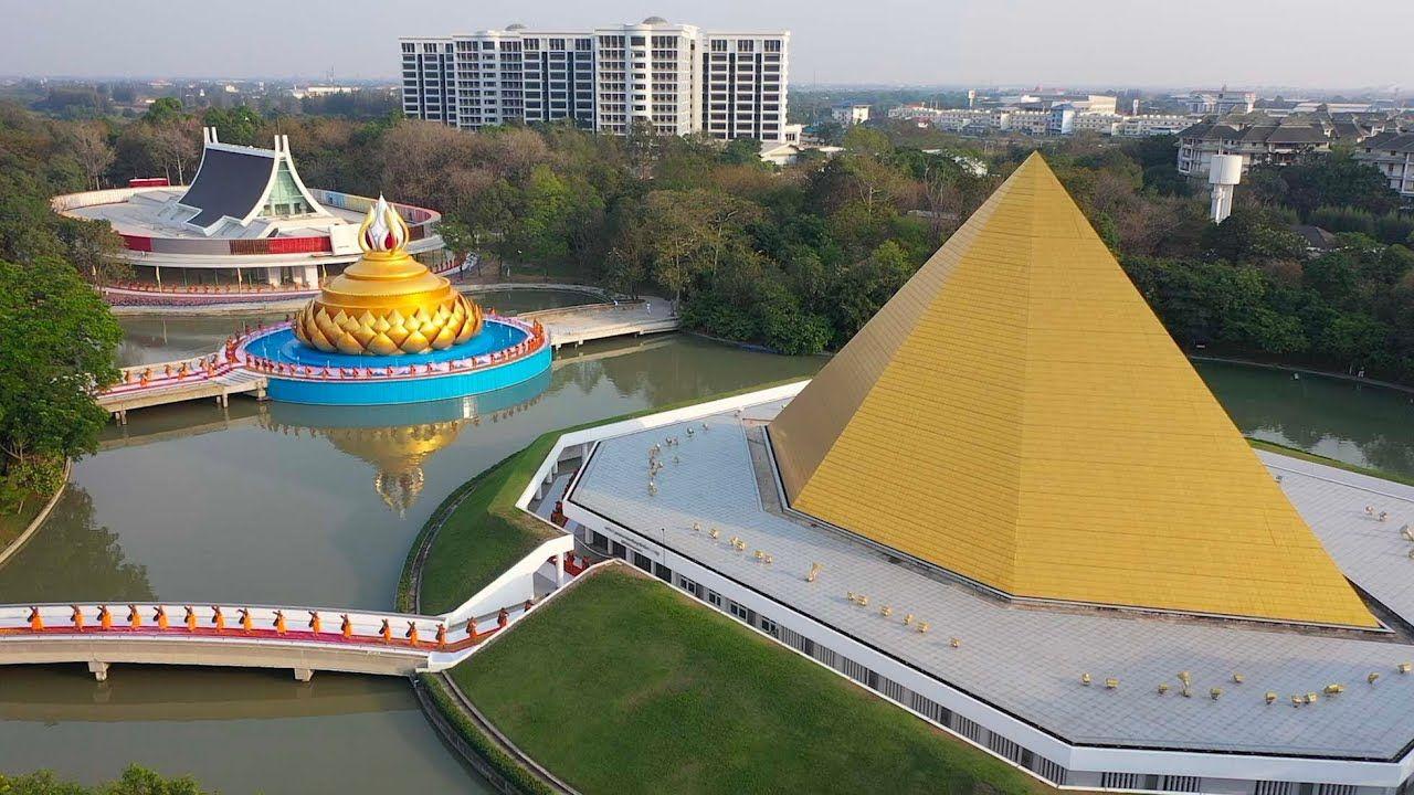 ป กพ นโดย พระพ เชฐ ใน ว ดพระธรรมกาย ในป 2021