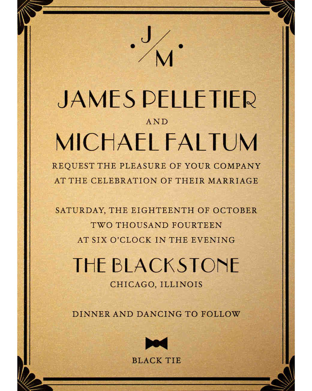 Paper Protocol: Experts Share Their Best Wedding Invitation Advice ...