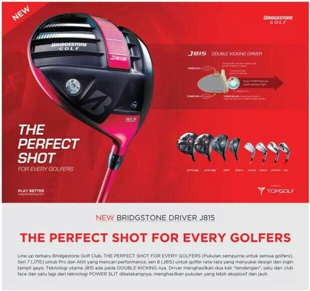 25++ Bridgestone golf j815 driver info