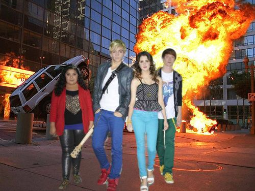 Walk Away Like A Boss #AustinandAlly