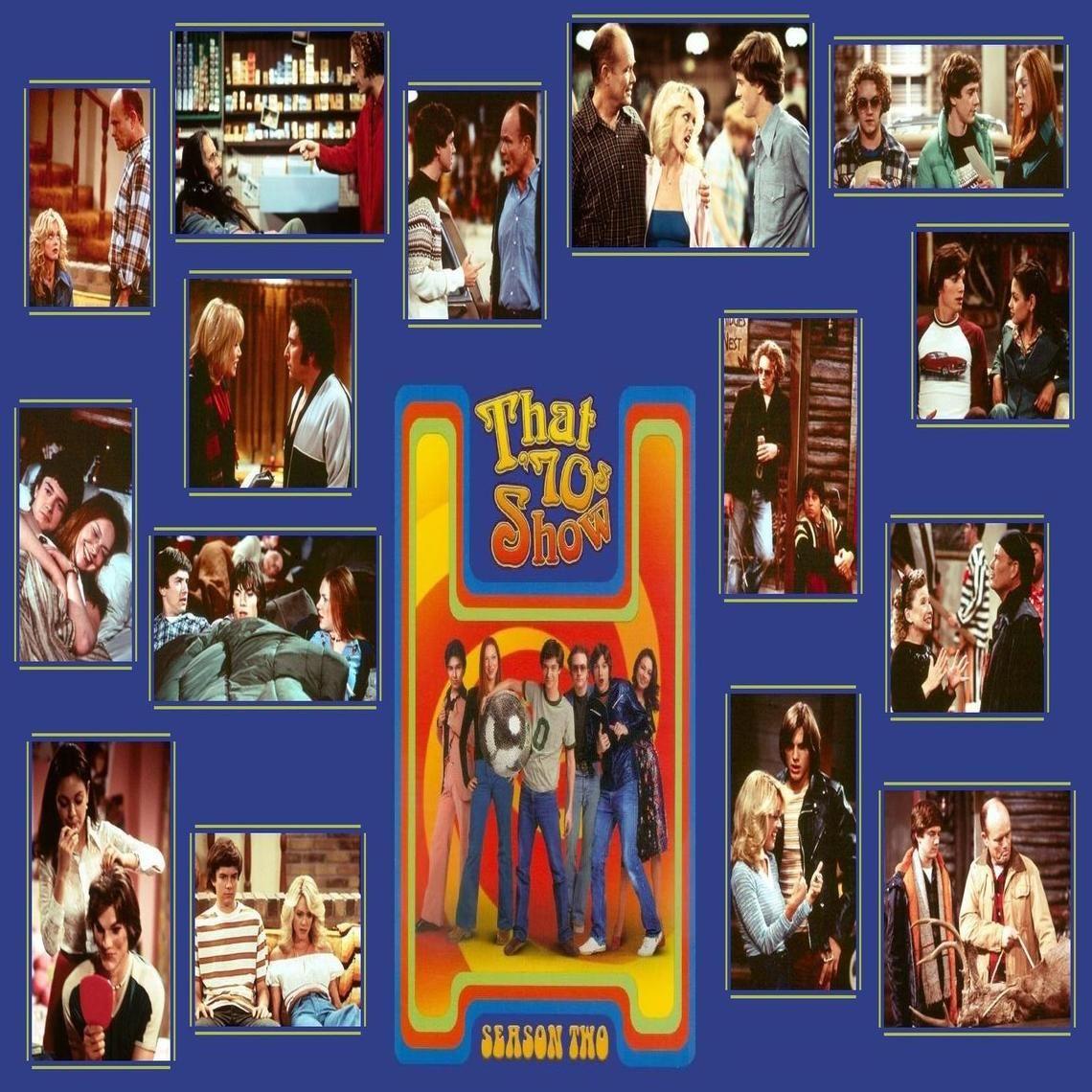 That 70's Show Season 2