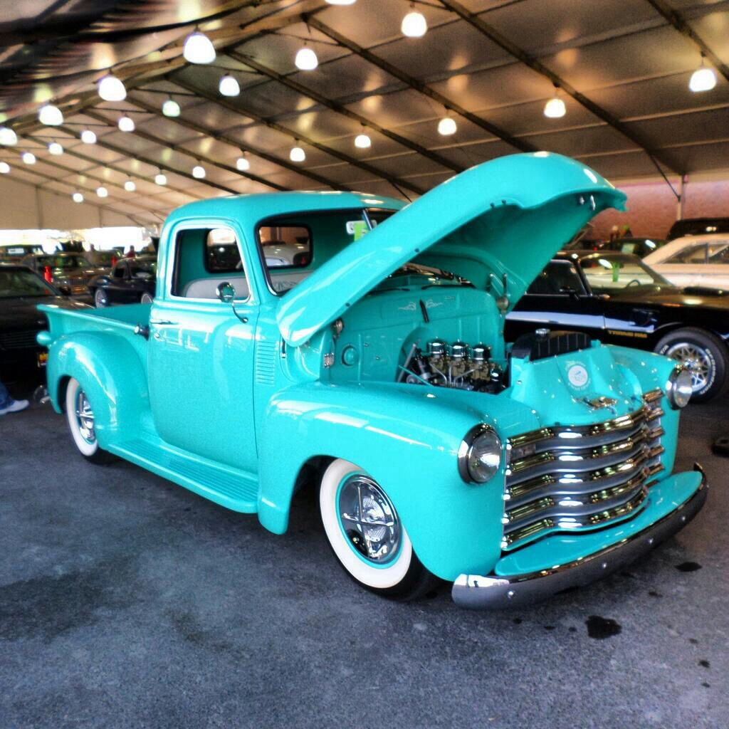 Nice Chevy Truck 50 Or 51
