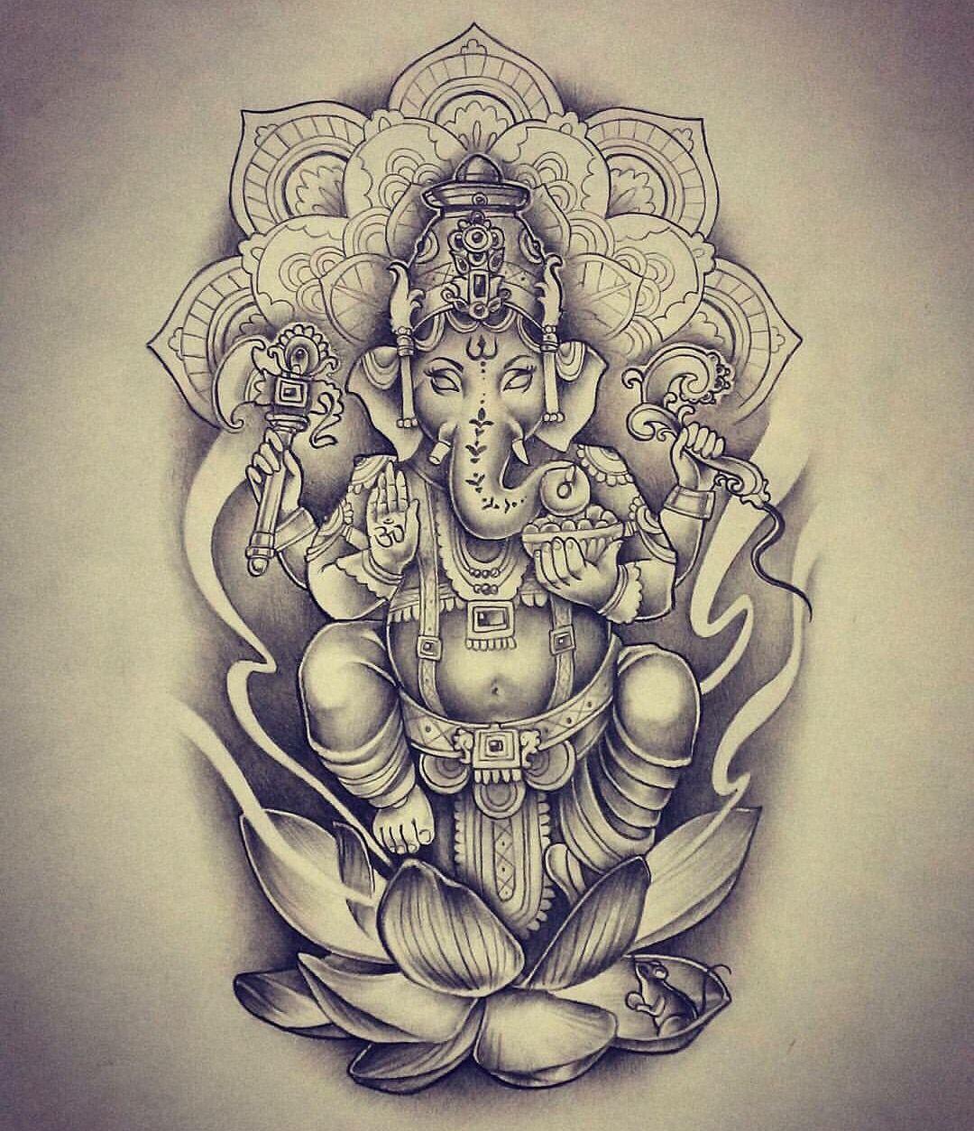 London tattoo pinterest tattoo ganesha and ganesh for Ganesh tattoo pictures