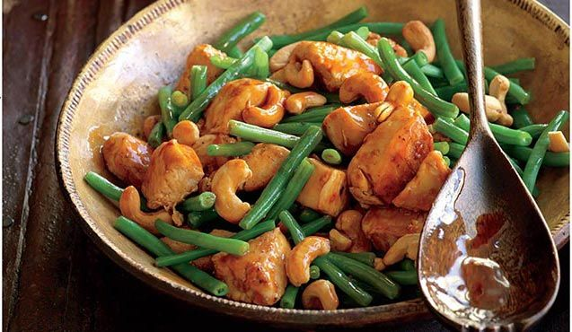 Bobby deens chicken and cashew stir fry recipe healthier and in bobby deens chicken and cashew stir fry recipe healthier and in less time forumfinder Gallery