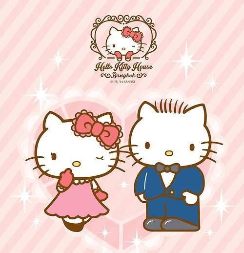 Sanrio Hello Kitty And Dear Daniel Hello Kitty Wallpaper Hello Kitty Drawing Hello Kitty