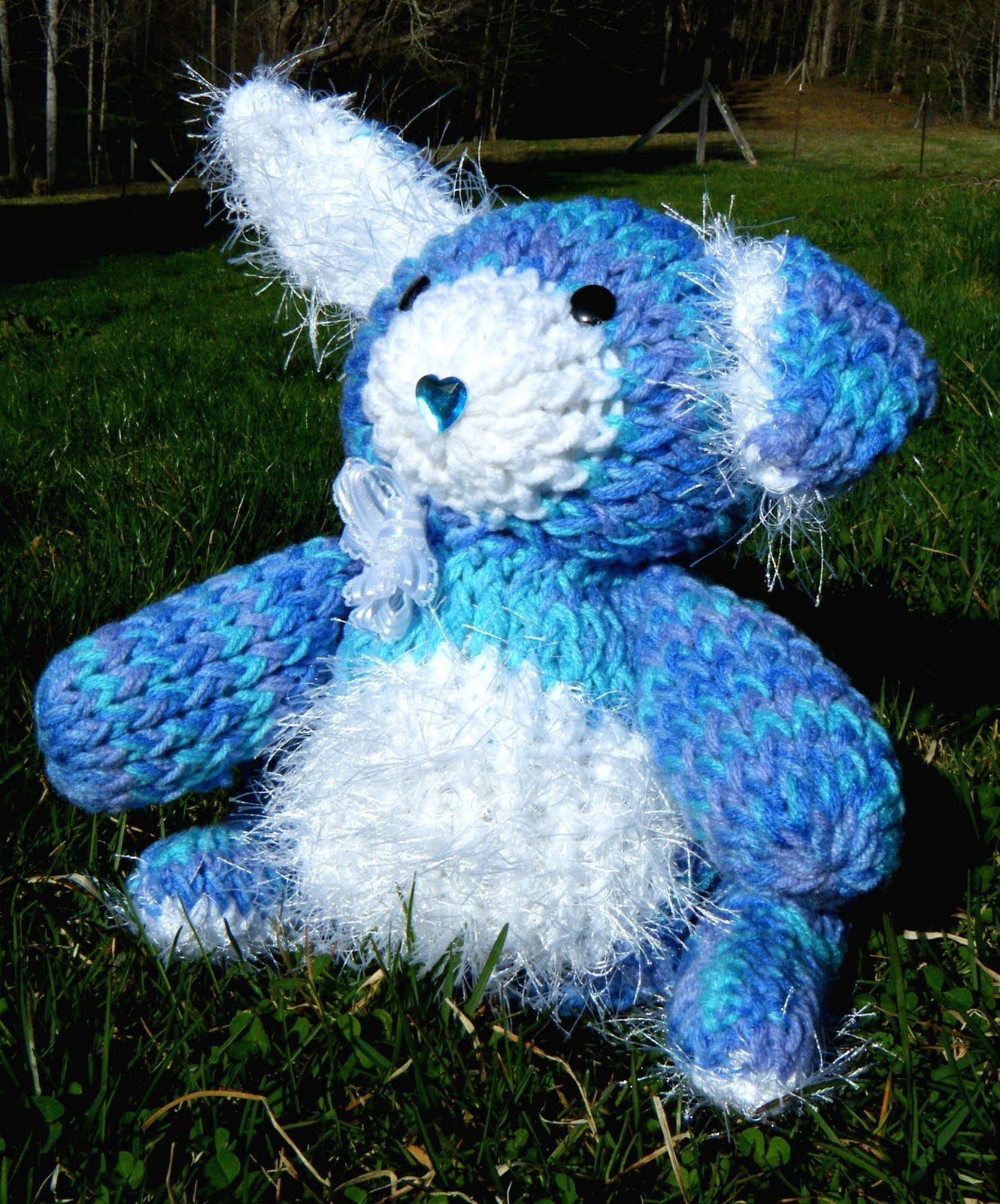 The Loom Muse : Designing a Stuffed Animal Pattern From Beginning to ...