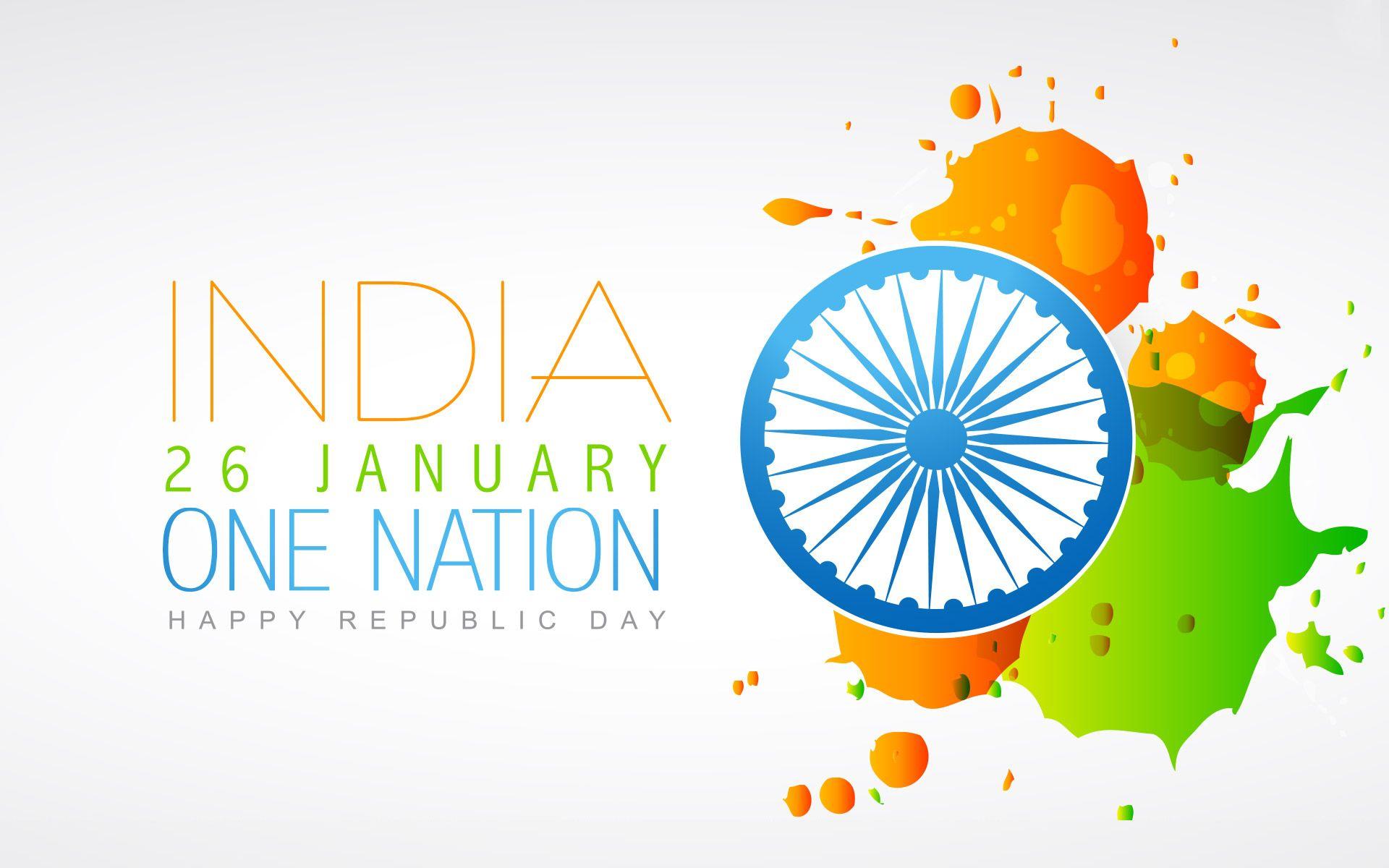 Happy Republic Day HD Wallpaper For Whatsapp Day26 JanuaryHD