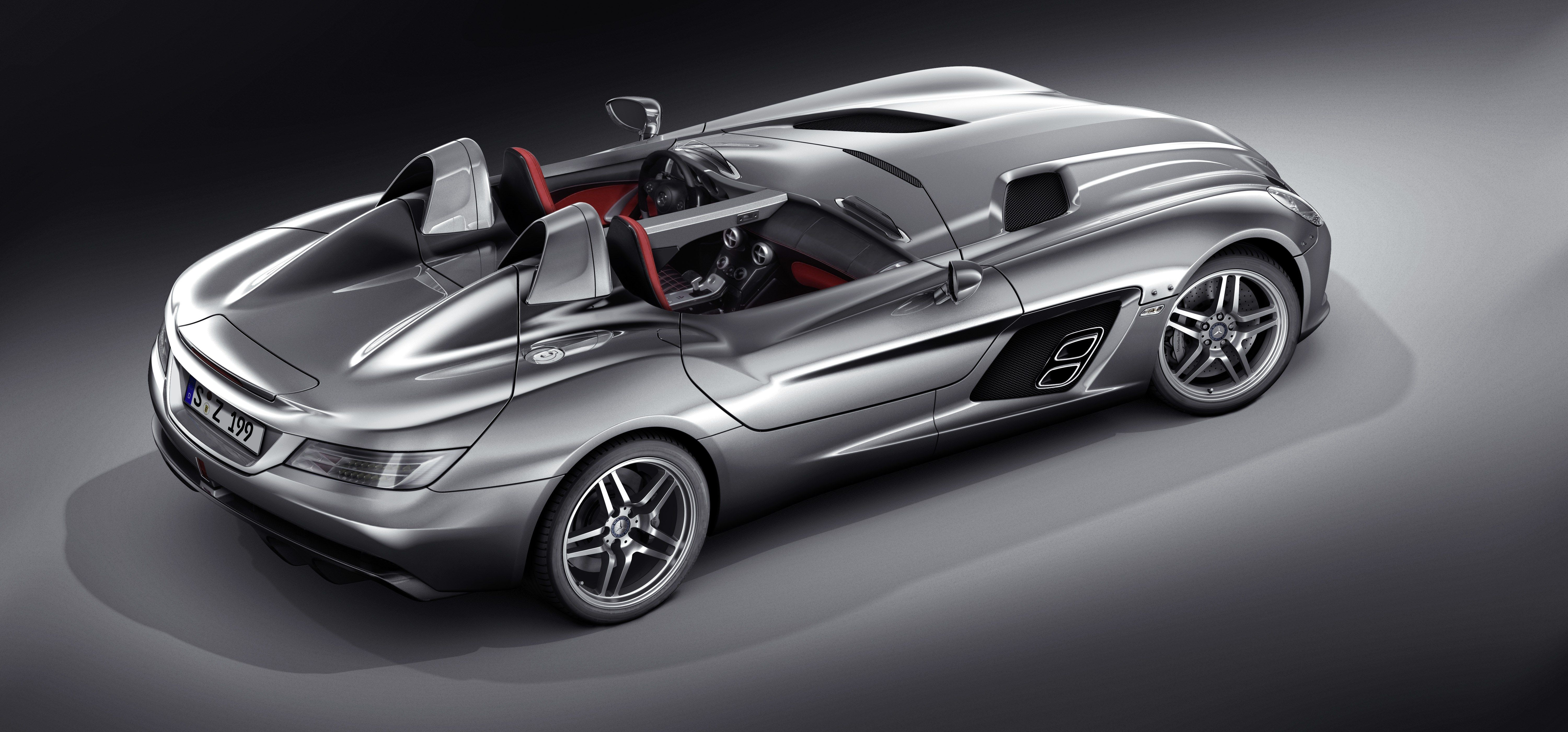 Mercedes Mclaren Slr Stirling Moss This Car Is Just Pure