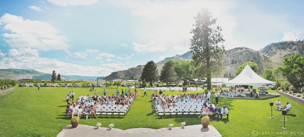 Shadow Mountain Events In Lake Chelan Wa Great Outdoor Wedding Venue Event Location Weddings