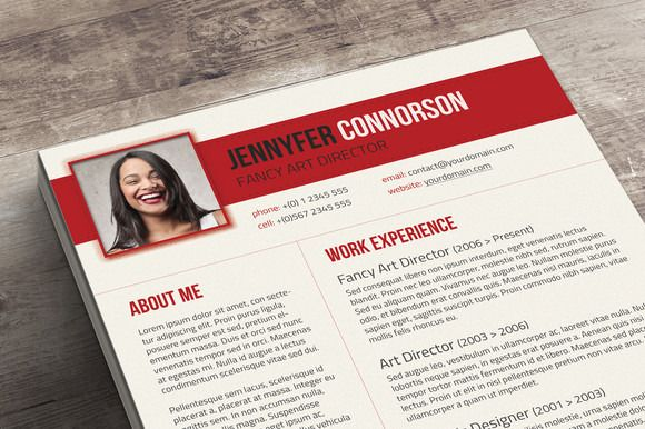20 Resume Templates That Look Great In 2015 Resume cover letters