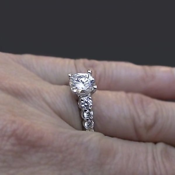 Big Engagement Rings Small Fingers 56 Engagement Rings Pinterest