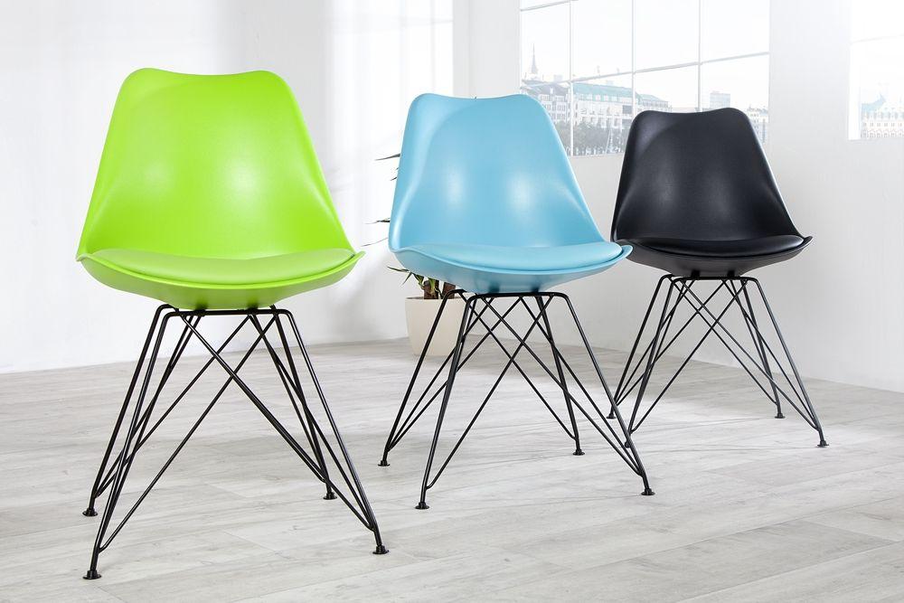Stuhl modern beautiful eames stuhl replika chair modern for Eames stuhl replika