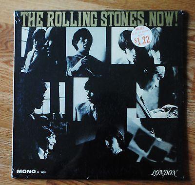 archived! $ 336 | The Rolling Stones Now! Original Factory Sealed  Lp #vinyl #RollingStones https://t.co/yKi0iWSlzL https://t.co/h4l0yXo3K8
