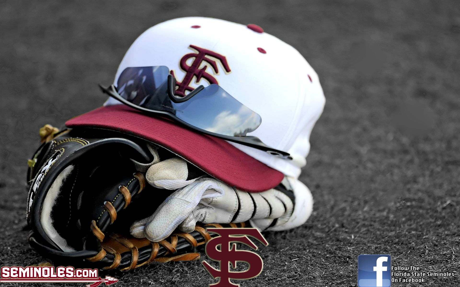 Florida state baseball wallpaper florida state seminoles themes florida state baseball wallpaper voltagebd Image collections