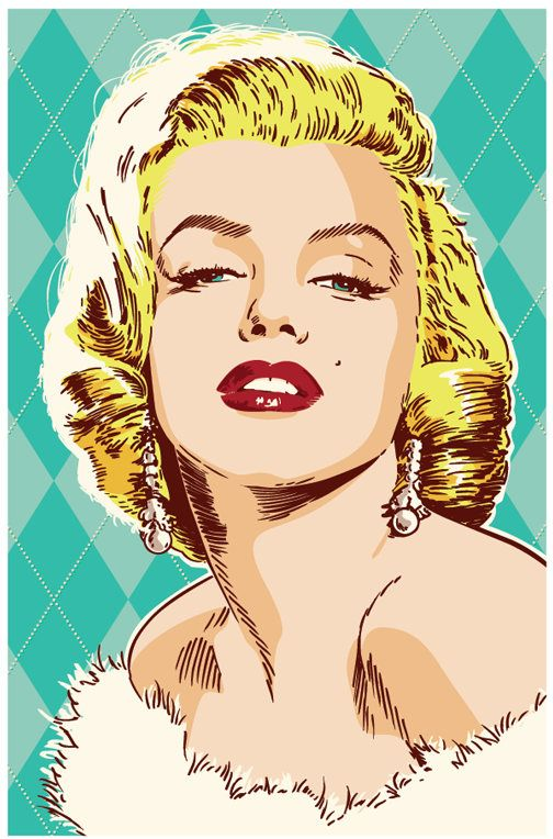 13 x 19 Marilyn Monroe poster Marilyn Monroe wall art