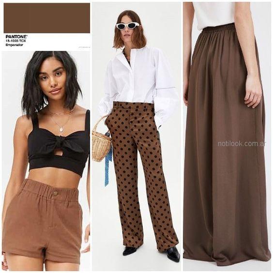 Tendencias – Colores de moda primavera verano 2019 ...